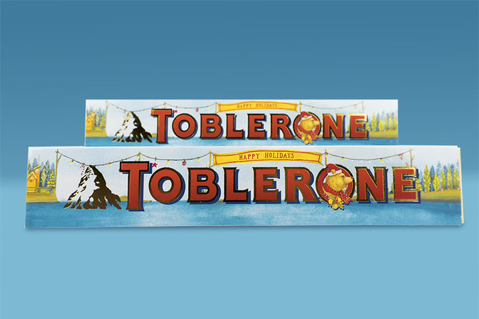 Toblerone Fly Fearless Campaign