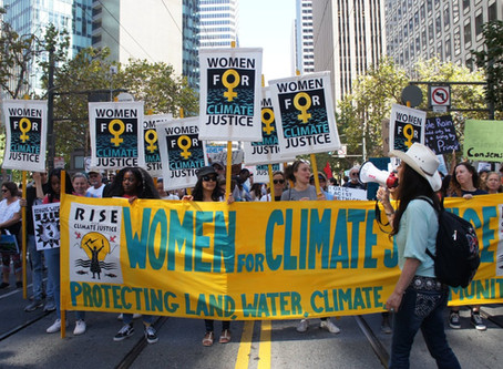 WECAN International Report-Back From GCAS and Peoples Movement Actions, September 2018