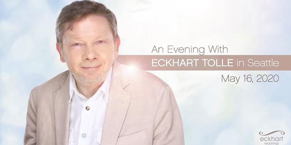 Eckhart Tolle   Seattle, WA
