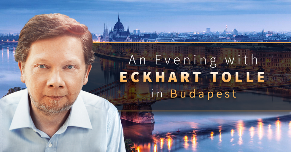Eckhart Tolle Facebook Ad