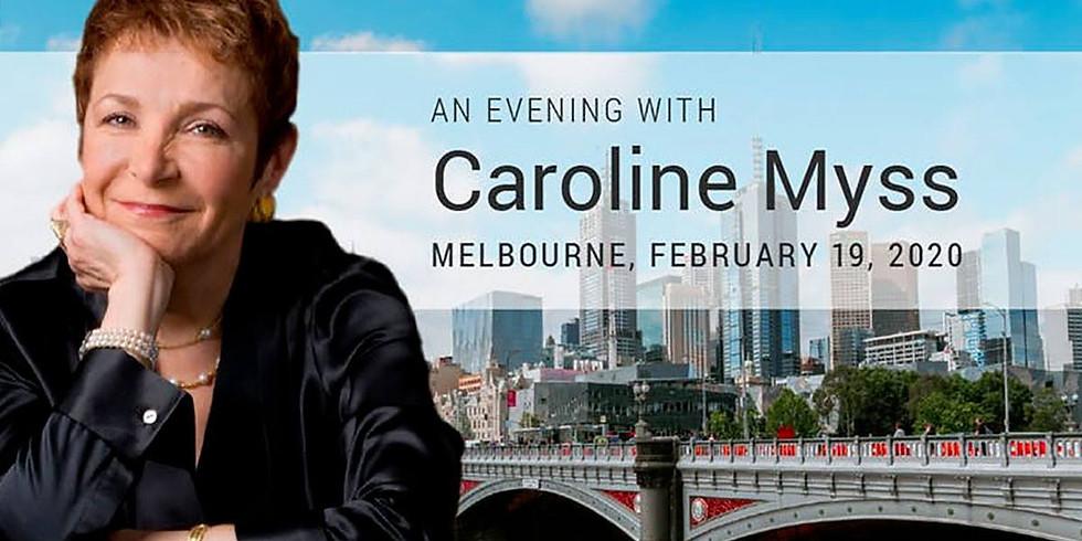 Caroline Myss   Melbourne, Australia