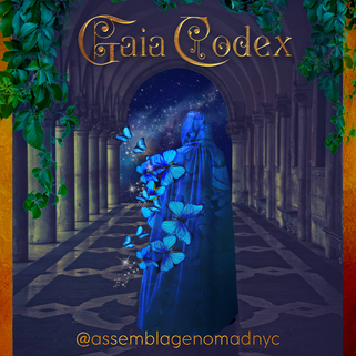Gaia Codex Social Media Ad