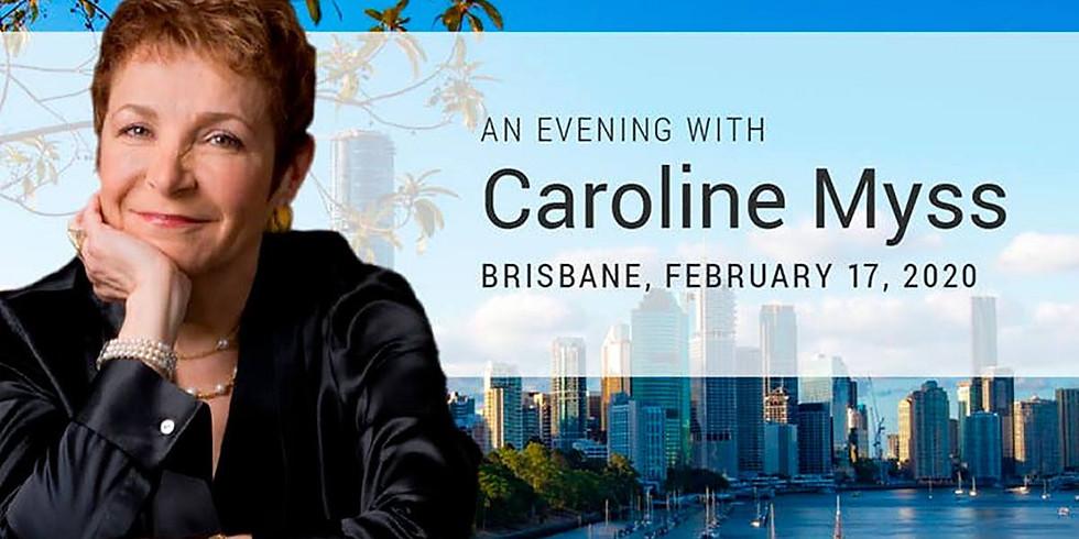Caroline Myss | Brisbane, Australia