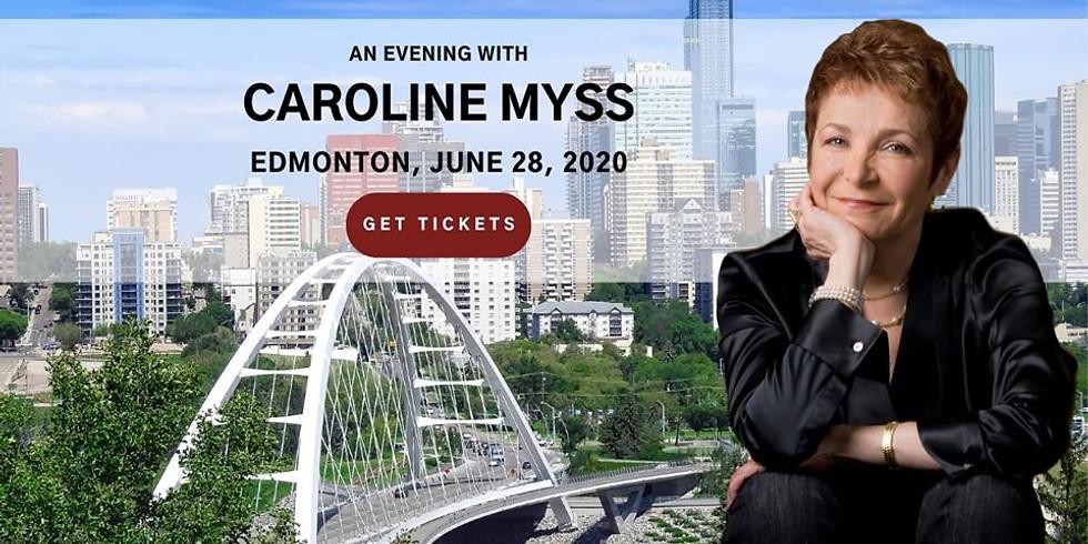 Caroline Myss   Edmonton, Alberta