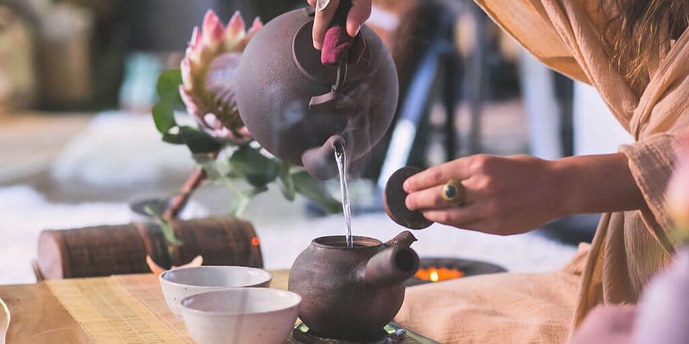Tea Meditation & Sound Healing Ceremony
