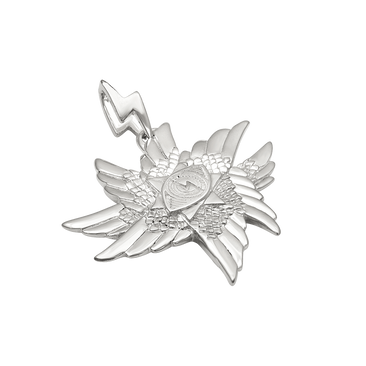 The Sophia Dragons Singing Seraphim Pendant