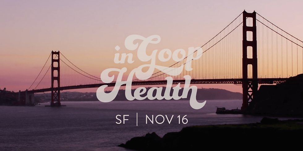 IN GOOP HEALTH | Evoking the Sacred Feminine: Redefining The Empowered Woman