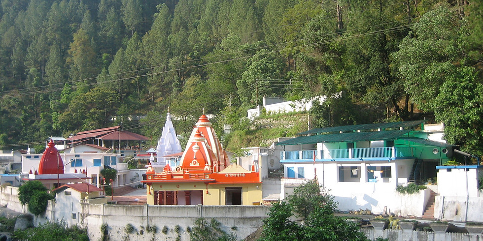 INDIA | Himalayan Bhakti Immersion