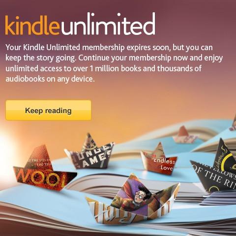 KindleUnlimited Ad