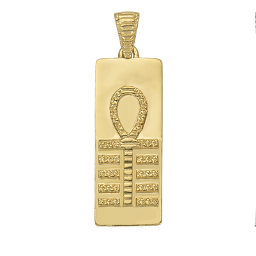 Isis Embody Your Sovereignty Pendant