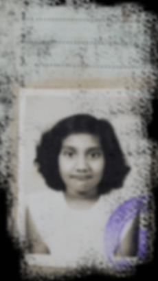 Mila DeChant childhood photo
