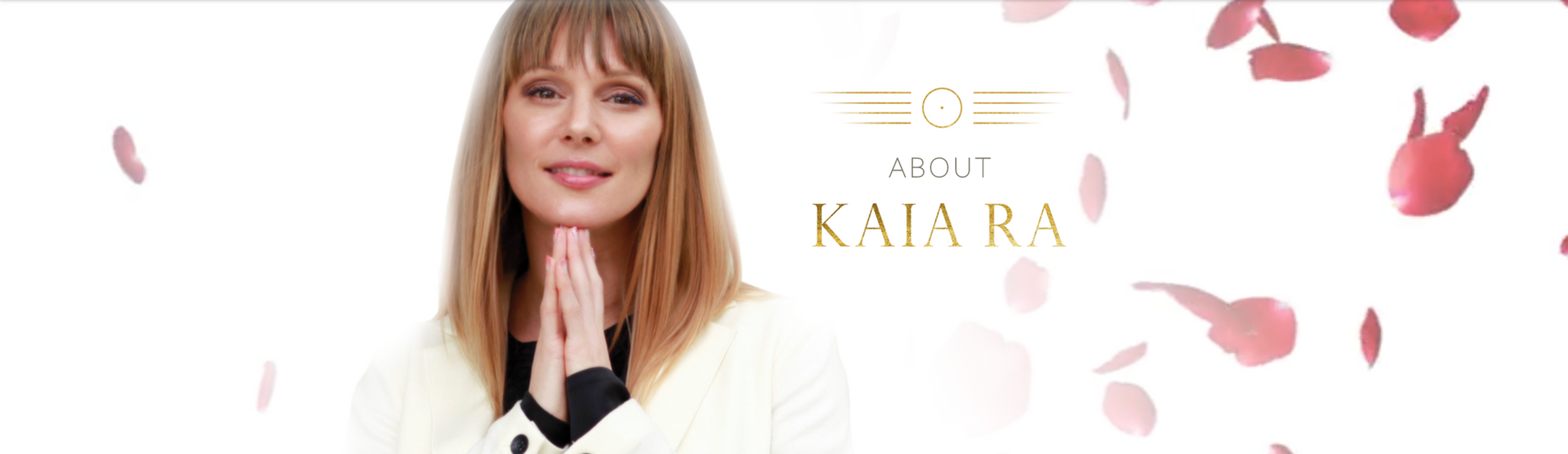 About Kaia Ra | About The Sophia Code | About The Sophia