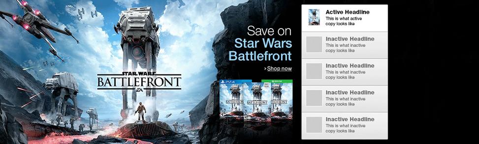 Amazon Starwars Battlefront Game Design
