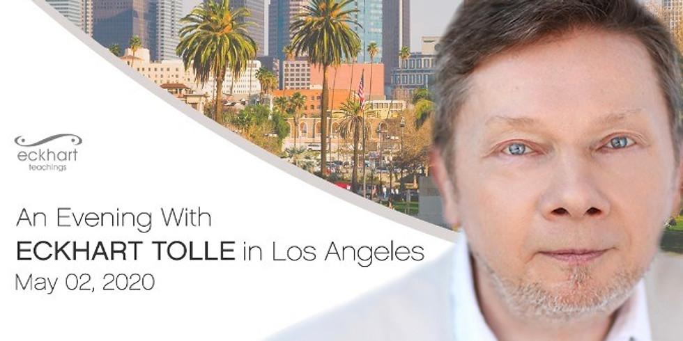 Eckhart Tolle | Los Angeles, CA