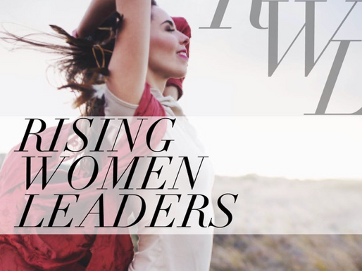 Podcast: Divine Love & Partnership | Rising Women Leaders