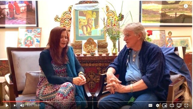 MENLA 2019: Dr Robert Thurman Podcast