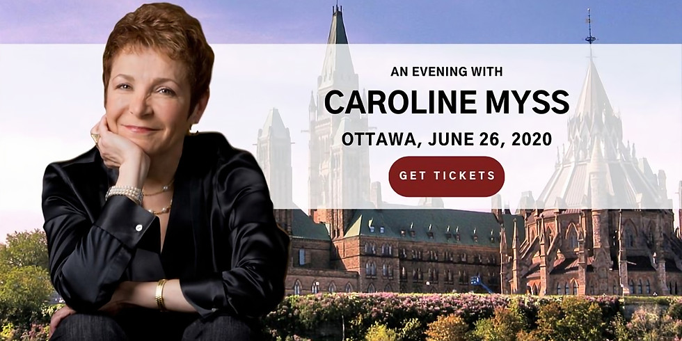 Caroline Myss | Ottawa, Ontario