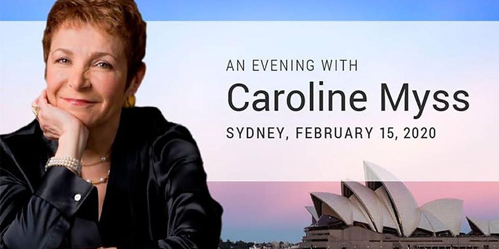 Caroline Myss | Sydney, Australia