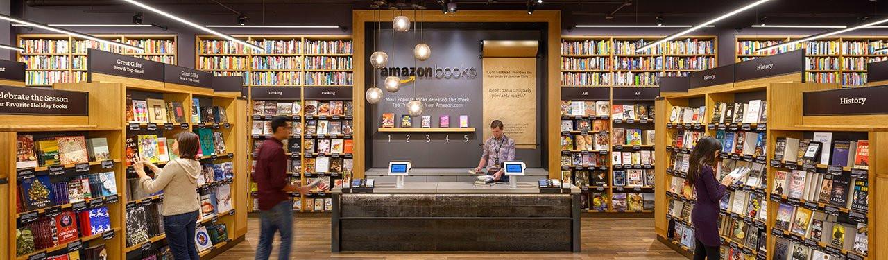 AmazonBooks Store
