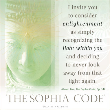 Enlightenment is the Light Within You.jp