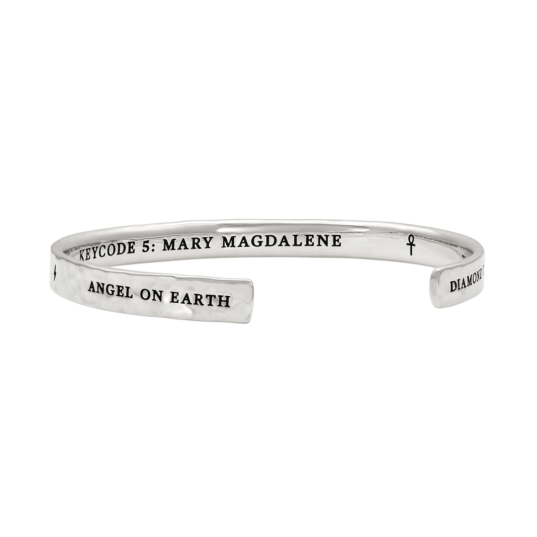 Mary Magdalene Keycode 5 Wristlette