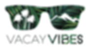 Vacay Vibes Logo Design