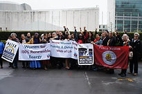 WECAN At U.N. Permanent Forum On Indigenous Issues, NYC April
