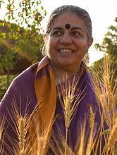 DR. VANDANA SHIVA, INDIA