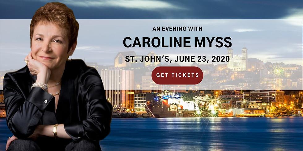 Caroline Myss   St. John's, Canada