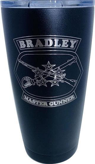 Bradley Master Gunner, 20 Ounce Tumbler