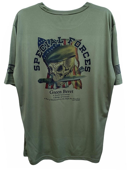 Special Forces Dri Fit Sport-Tek Posi Charge