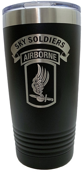 173rd Infantry Airborne Brigade, Sky Soldiers Infantry, Down To Earth