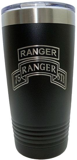 Ranger, 75th Ranger STB Tumbler