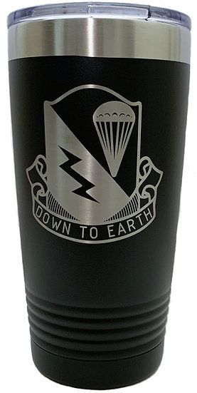 507th Infantry, Down To Earth