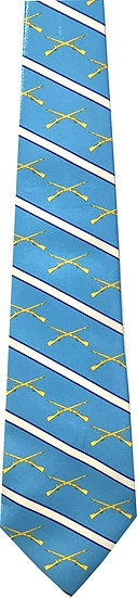 Infantry Rifles Neck Tie, Glossy, Double Sided, Sublimated
