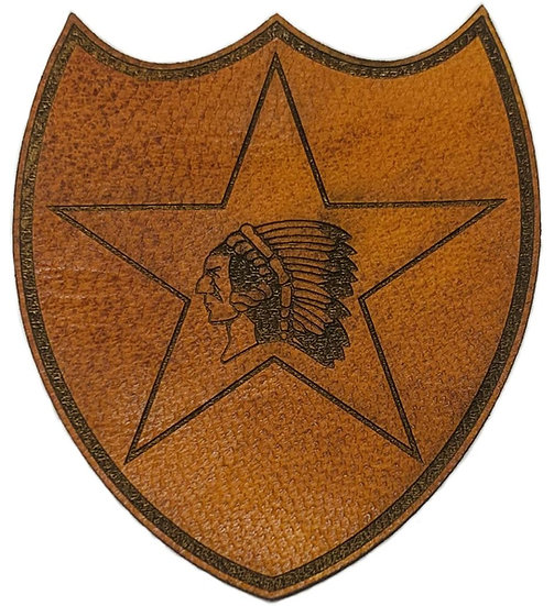 Leather Patches, Custom