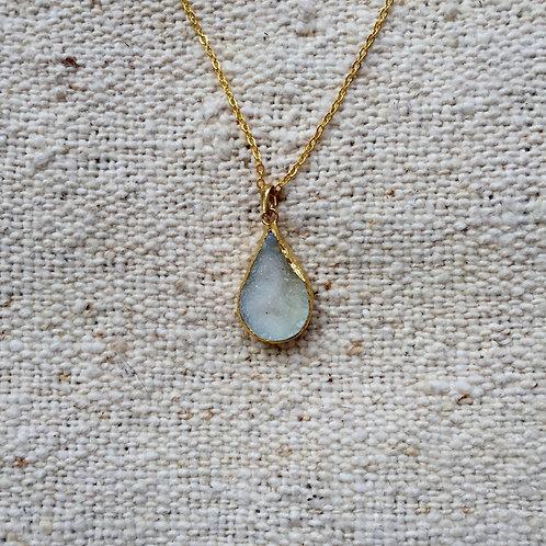 Single Stone Necklace2