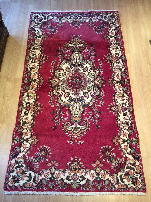 Antique Isparta Carpet