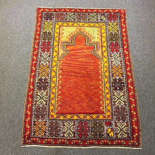 Antique Prayer Rug