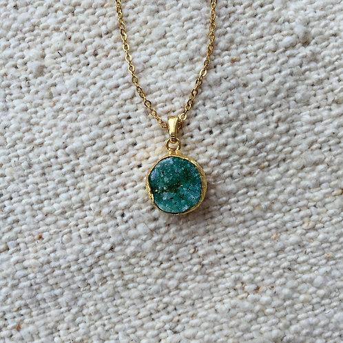 Single Stone Necklace3