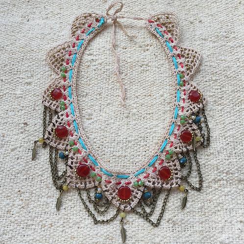 Handmade Wowen Necklace