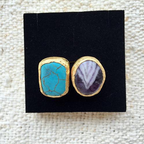 2 piece stone ring-2