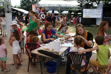 Grimeren Summer Party For Kids