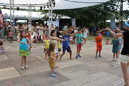 Dansen Summer Party For Kids