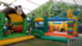 Springkastelen Summe Party For Kids