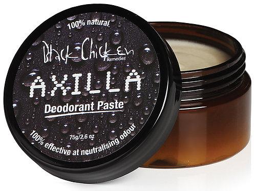 Black Chicken Remedies Axilla Deodorant Paste (75g)