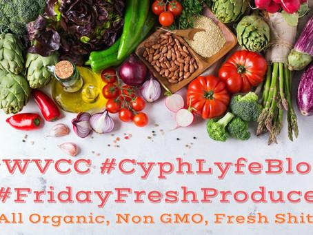 Friday Fresh Produce