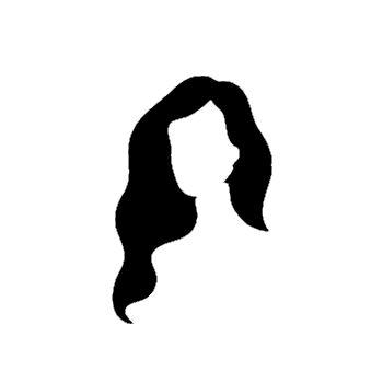 Langes Haar (Damen)