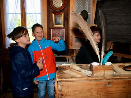 Besuch in der Ronmühle