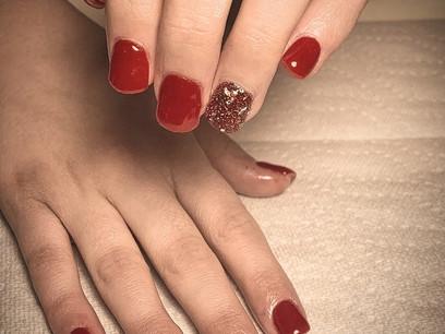 Gel nails by Rachel
